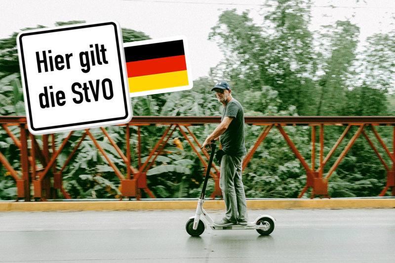 E Scooter Strassenzulassung Elektro Scooter E Roller Ohne Fuehrerschein Kaufen Fahren