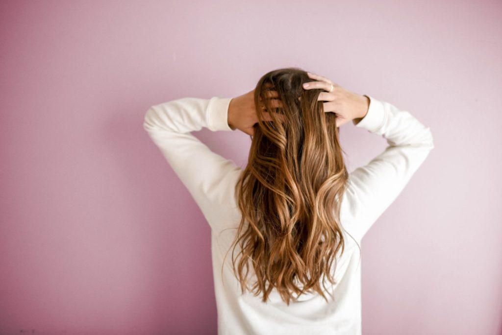 Haarverdichter Haarverdichtung Frauen Maenner