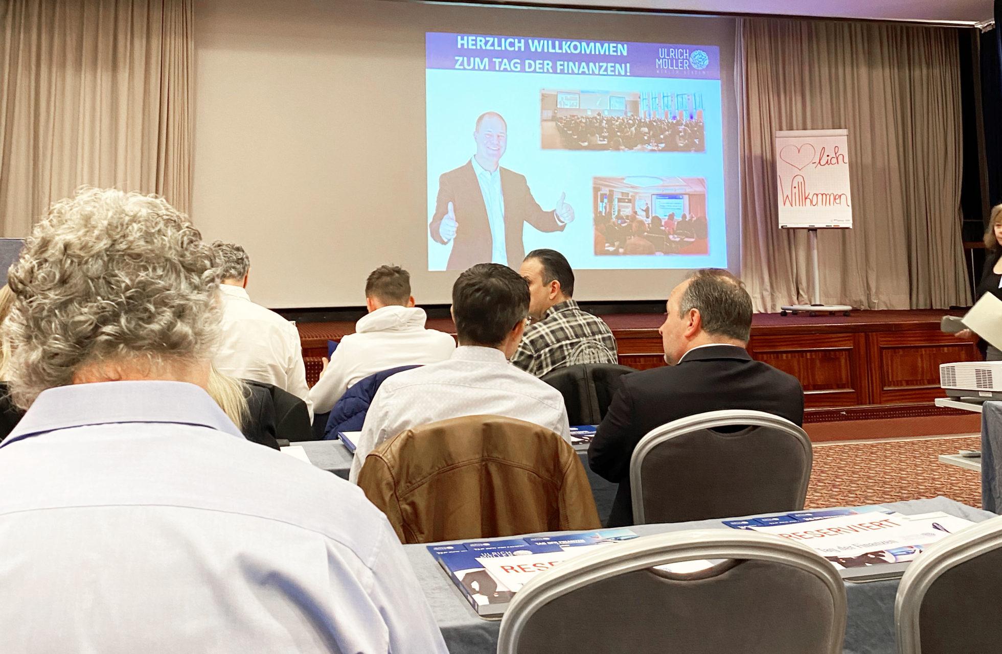 Tag Der Finanzen Ulrich Mueller Seminar Vip Workshop